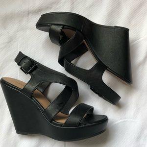 Shoes - Black shoes size 8 NWOT